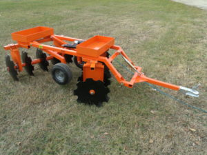 ATV Disc Harrow