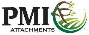 PMI Tractor Attachments Logo